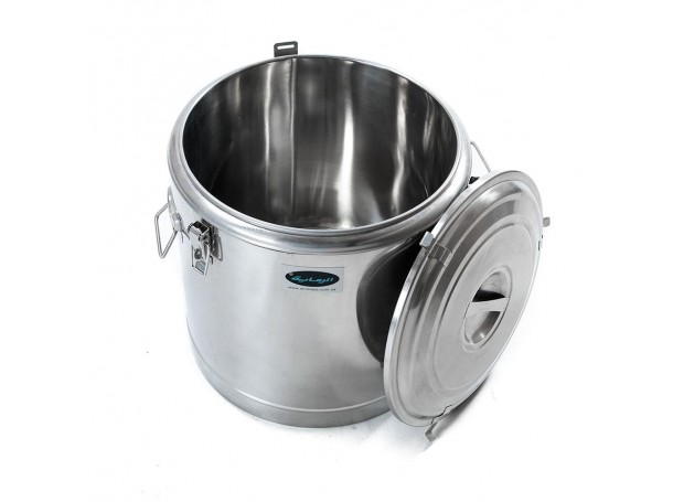 Food Container Stainless Steel 50Ltrs