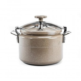 PRESSURE COOKER BEIGE COLOR 26CM-------9L