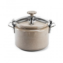 PRESSURE COOKER GREY COLOR 26CM-------9L