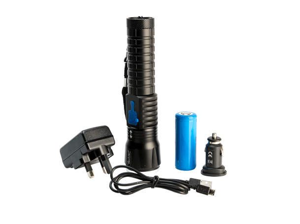 Led Torch Light Chargeable