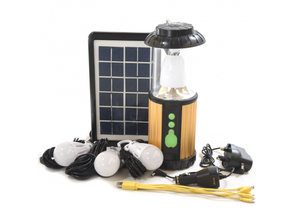 لمبة مجلس وخيمة تعمل علي الطاقة الشمسية
