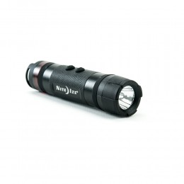3IN1 LED Mini Flashlight Black