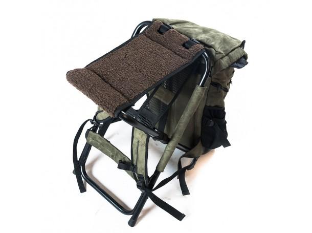 حقيبة ظهر مع كرسي للرحلات