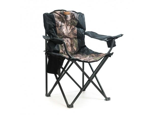 كرسي للرحلات بمسند مريح من الرماية