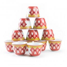 Arabic Coffee Cups