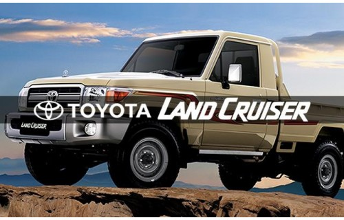 Land Cruiser Shas