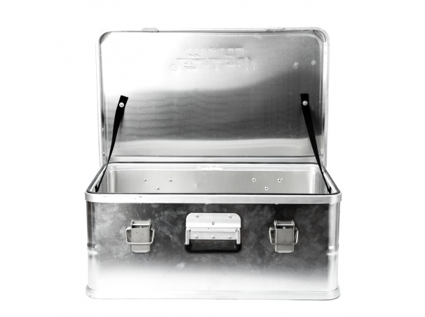 صندوق المنيوم لحفظ الطعام والمشروبات اثناء التنقل او الرحلات