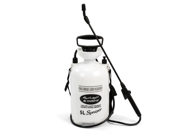 شطاف الوضوء الاكثر استخداماً في الرحلات سعة 5 لتر