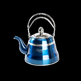 براد شاي أزرق