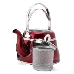 براد شاي أحمر سعة 1.5 لتر