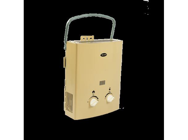 سخان ماء للبر والرحلات ، يعمل على الغاز  سعة 5 لتر
