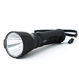 330 lum  Rechargeable Flashlight