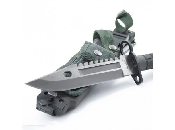 سكين الرماية للرحلات  مع جراب