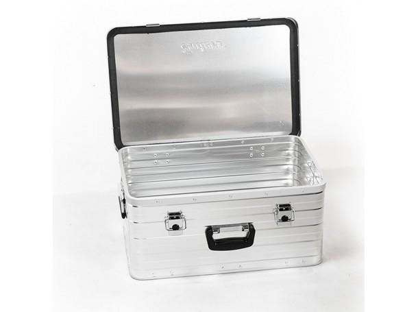 صندوق تخزين من الالومنيوم سعة 47 لتر