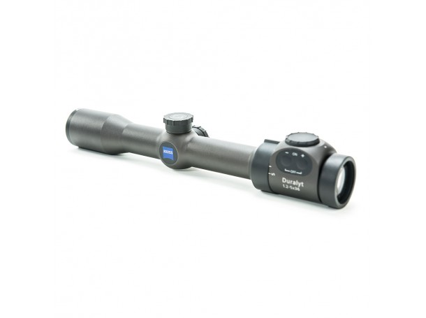 Zeiss Conquest Duralyt 1.2-5×36 Riflescope