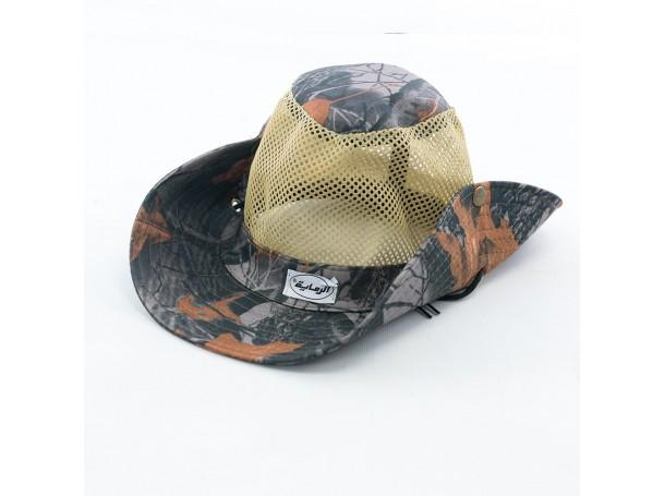 قبعة للرحلات من الرماية