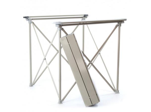 طاولة المنيوم قابلة للطي من الرماية