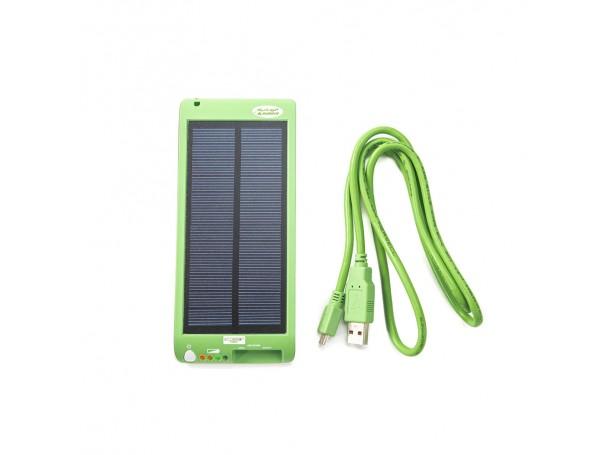 باور بنك على الطاقة الشمسية