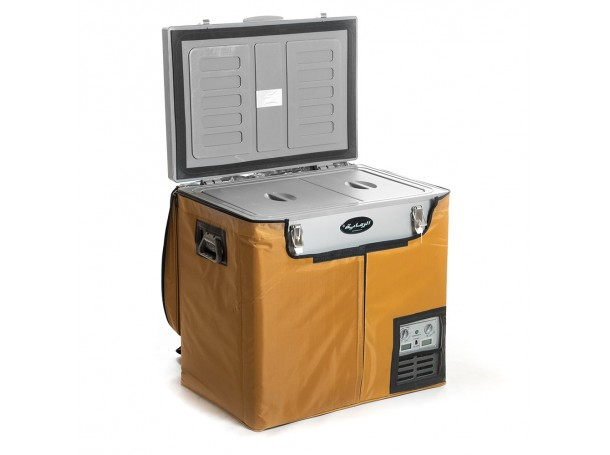 ثلاجة فريزر80 ليتر للرحلات