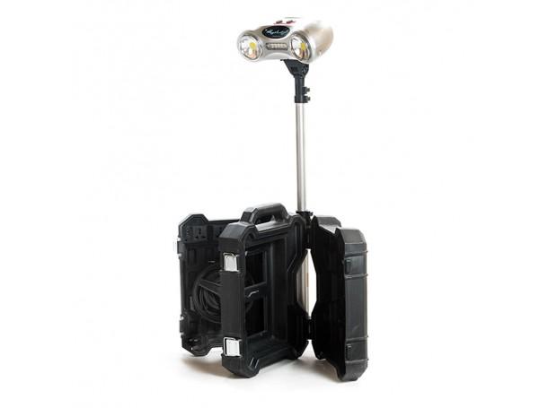 كشاف 20 واط LED مع شنطة وقاعدة