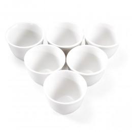 طقم فناجين ميلامين 6 حبة