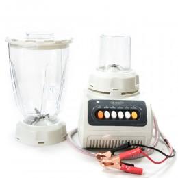 خلاط و طاحونة يعمل على 12 فولت من الرماية