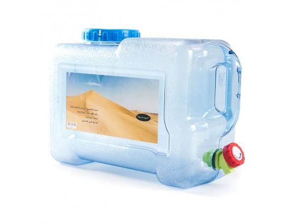 جالون ماء سعة 12 لتر
