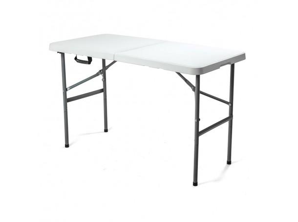 طاولة بلاستك قابلة للطي