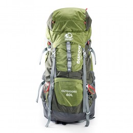 Discovery Adventures 60L Hiking Backpack