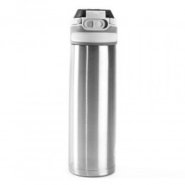 Hy3 Fliptop Thermal Drinking Bottle 600ML