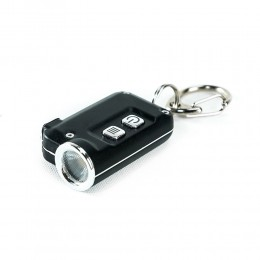NITECORE TINI 380 LUMENS USB RECHARGEABLE KEYCHAIN FLASHLIGHT