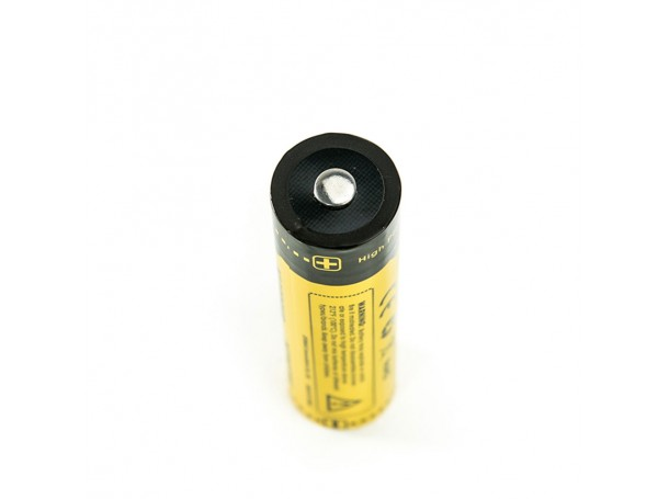 Nitecore NL1835HP 3500mAh 18650 High Performance Li-ion Rechargeable Battery