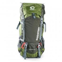 حقيبة ظهر لعشاق الهايكينج سعة 45  لتر من ديسكفري