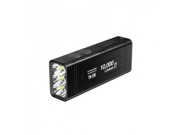 NITECORE TM10K  10,000 Lumen Rechargeable Flashlight