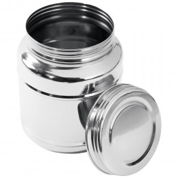 Alrimaya Jar  stainless steel 1000 ML