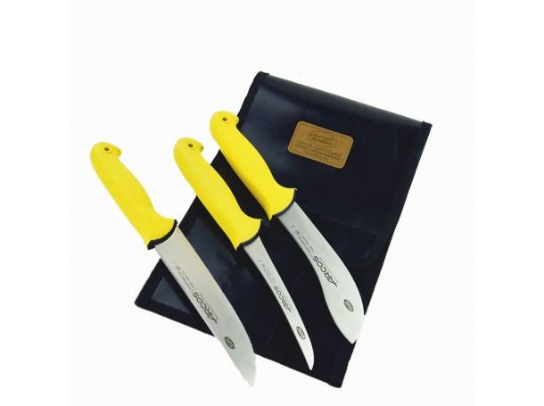 مجموعة سكاكين اركوس المتكاملة  للذبيحة
