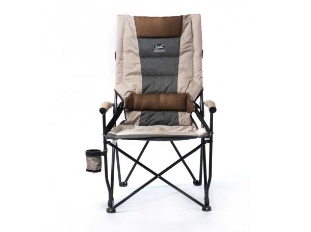 كرسي مبطن  قابل للطي