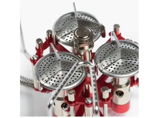 Three Burners Gas Stove ZD-B6-A