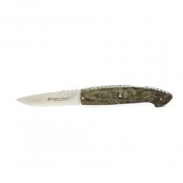 كونسولي  سكين ماسرين مقبض خشبي