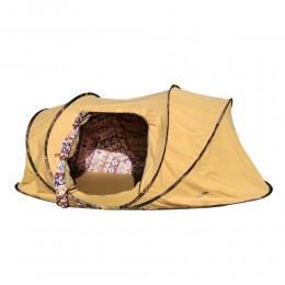 خيمة مبيت مبطنة
