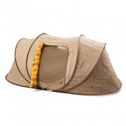 خيمة مبيت مبطنة مع حقيبة حمل