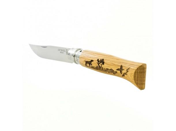 سكين منقوش Animalia  مقاس 8 من اوبينالة
