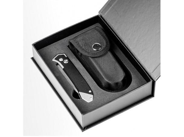 سكين قابل للطي من الرماية طول النصل 8.5 سم
