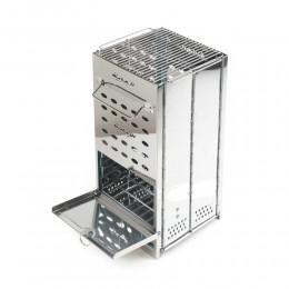صندوق شواء بدرجات