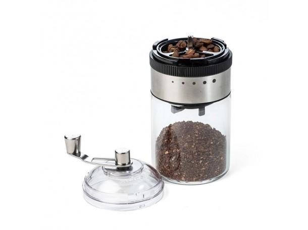 تعليمات طاحونة القهوة اليدوية