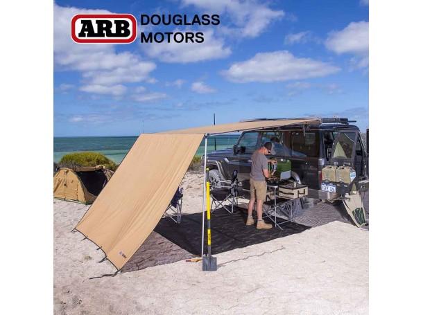 مصد الهواء الامامي مقاس 2.5 متر ARB 813102