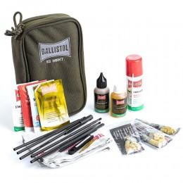 حقيبة تنظيف الأسلحة 44 قطعة