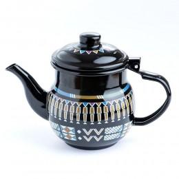 إبريق شاي أسود