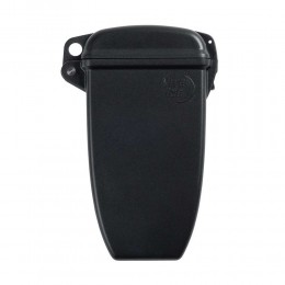 nite ize kbxl-01-r7 مفتاح ماء ومفتاح فوب، xlr، أسود
