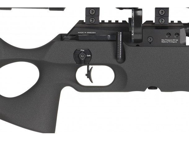 بندقية كراون - Synthetic Continuum